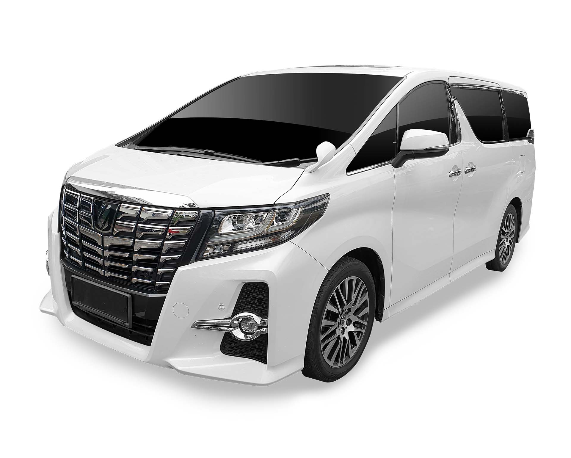 Toyota Alphard Meyer Rental